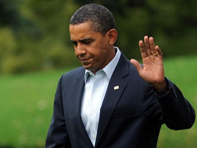 No Obama, No Party