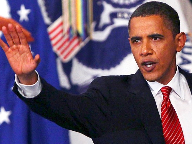 Obama's Afghan Date: The 2011 Exit Pledge