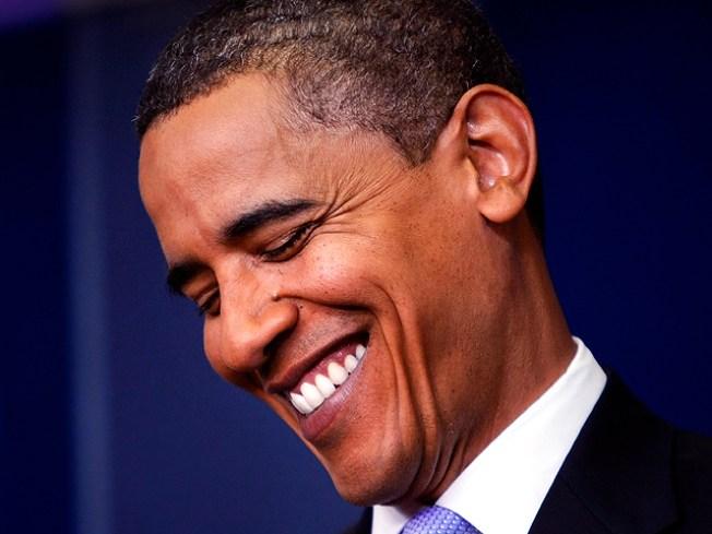 """Humbled"" Obama Accepts Nobel Prize"