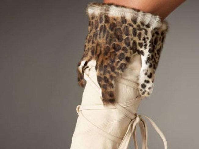 Neiman's Endangered Species Boots