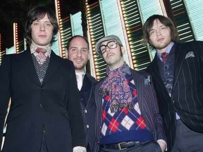 Science Rocks: OK Go Unleashes Rube Goldberg Machine