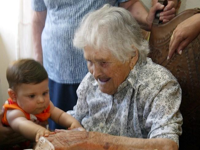 World's Oldest Woman Dies