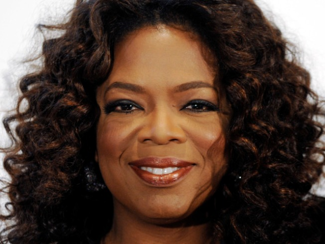 Oprah Bails Out Her Mom