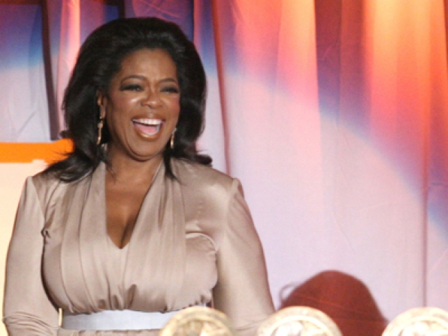 Oprah Gives Over $40 Million For Charity