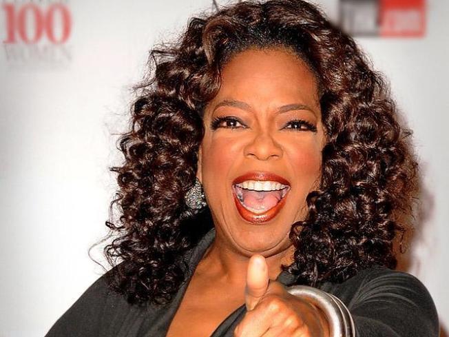 Rockwall Teacher Gives Away Oprah Trip