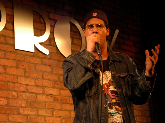 Stand-Up Sit-Down: Pablo Francisco