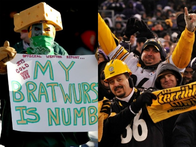 Nearly Even Split Among Packers, Steelers Ticket Buyers