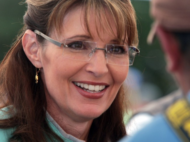 Blame Big Government for Economic Meltdown: Palin