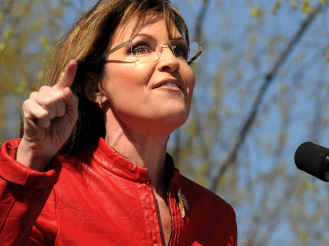 """Mama Grizzly"" Palin's Roar Short on Ideas"