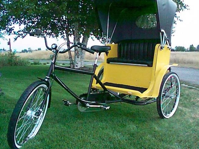 Arlington Eyes Regulation of Pedicabs