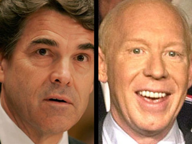 Perry, White Invited to Public Debate
