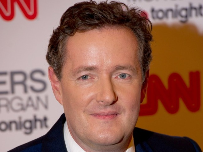 Piers Morgan: I Won't Let Britain Down