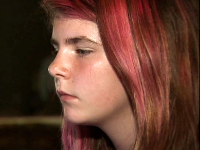 Pink Hair Gets Teen Sent Home From School
