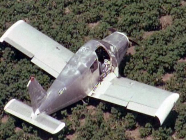 Drug Plane Ditched in Caddo Mills, Officials Say