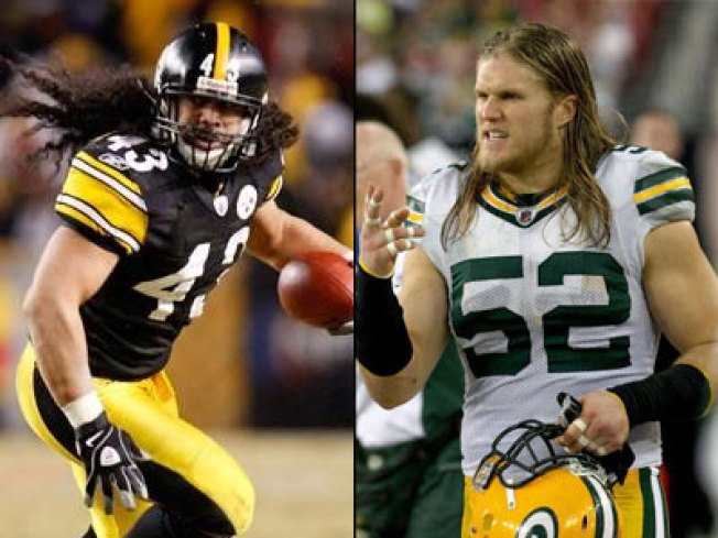 Super Bowl XLV? More like Hair Bowl I