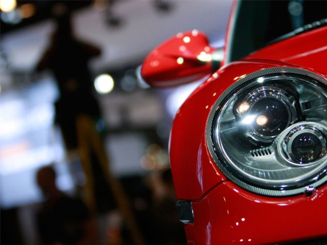 Auto Show Rolls into Fort Worth