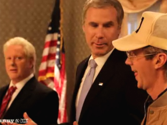 "SNL ""Presidents"" Reunite for Online Summit"