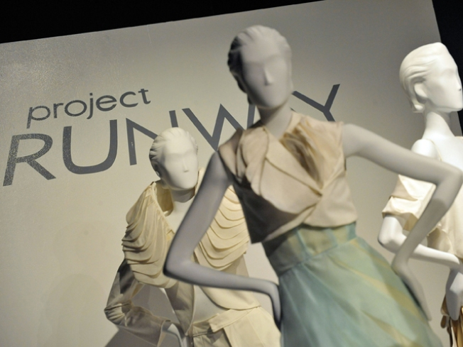 Moment of Stylence for UNT Fashion at Rubber Gloves