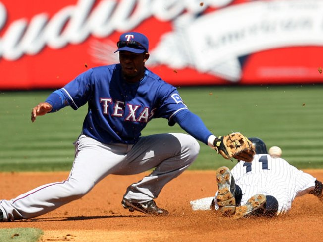 Rangers Fall Again, Get Swept by Yanks