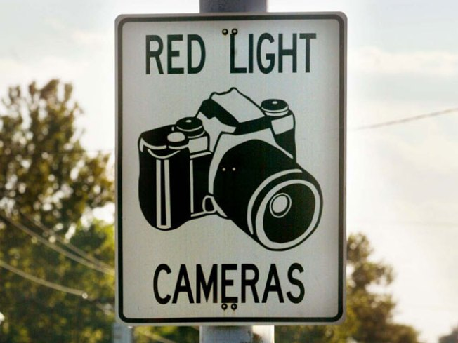 Frisco Puts Brakes on Red-Light Cameras