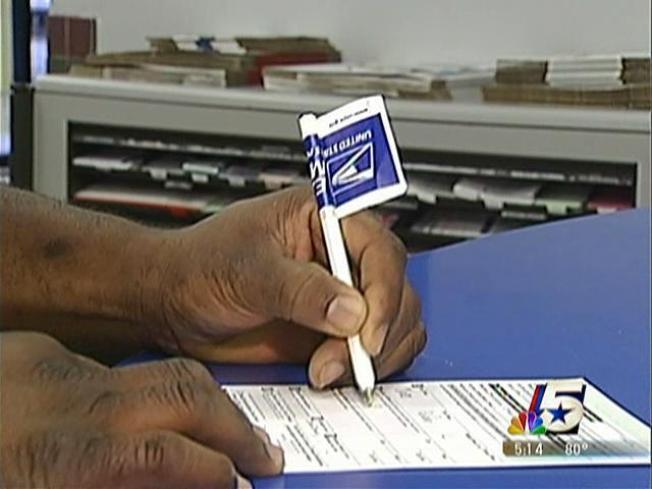 North Texans Rush To Register To Vote