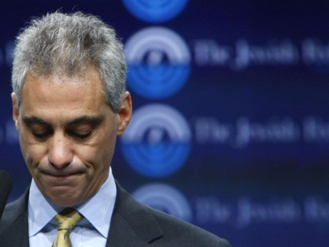 In or Out: Rumors Swirl Around Obama Enforcer Rahm Emanuel