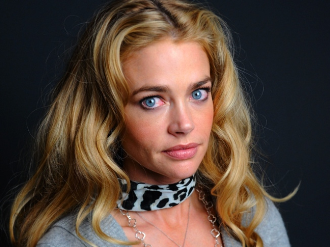 Denise Richards Is Writing Her Autobiography