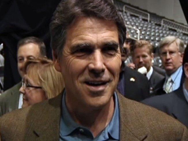 Gov. Perry Encounters String of Setbacks