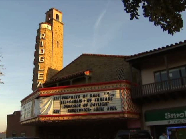 Ridglea Theater Gets City's Highest Historic Designation