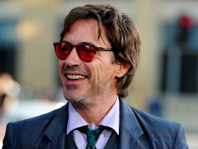 Robert Downey Jr. Honored In Chicago