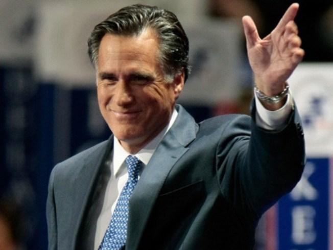 Romney Hops on Publishing Bandwagon