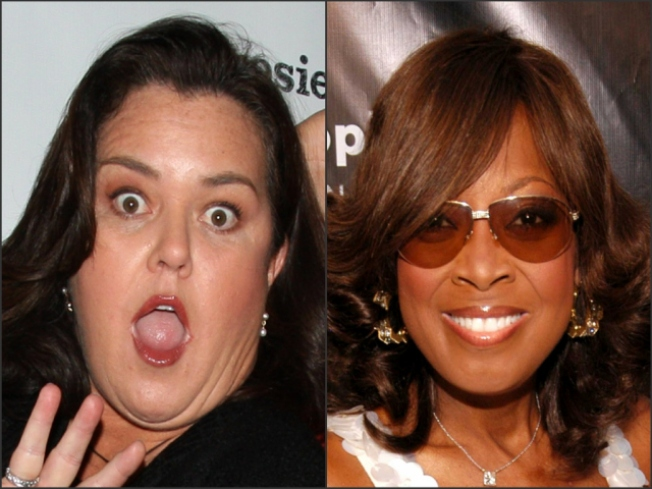 Reps: Rosie O'Donnell & Star Jones Not Heading To Reality TV Together
