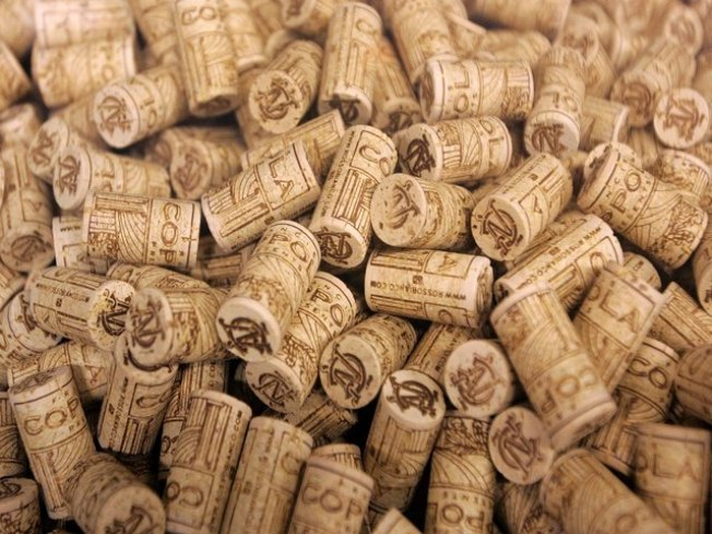Shiraz to Chardonnay, American's Cork Recycling Takes Flight