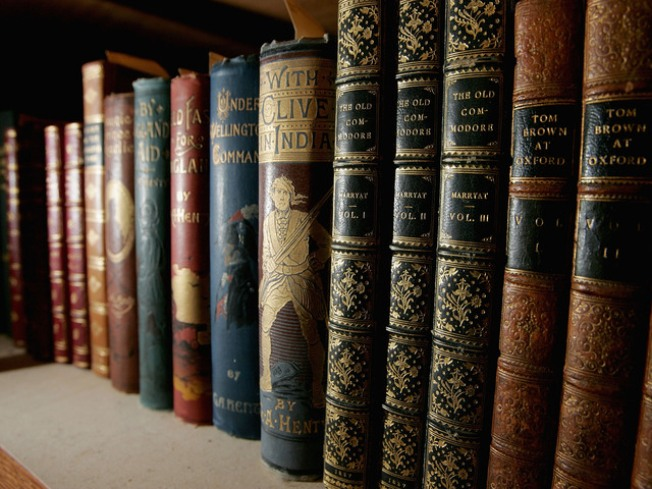 Man Returns Book Overdue 73 Years to Library