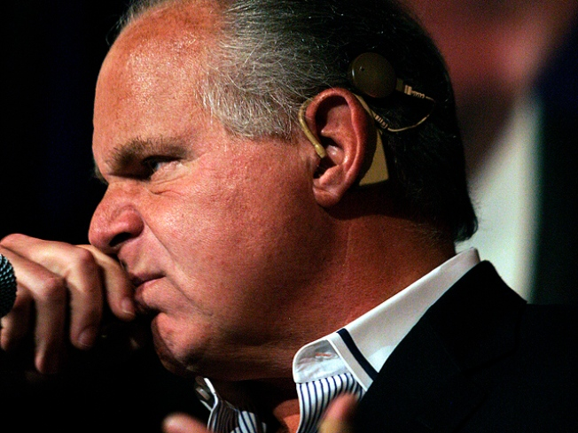 "Rush Limbaugh: ""I'm Not The Leader"" of The GOP"