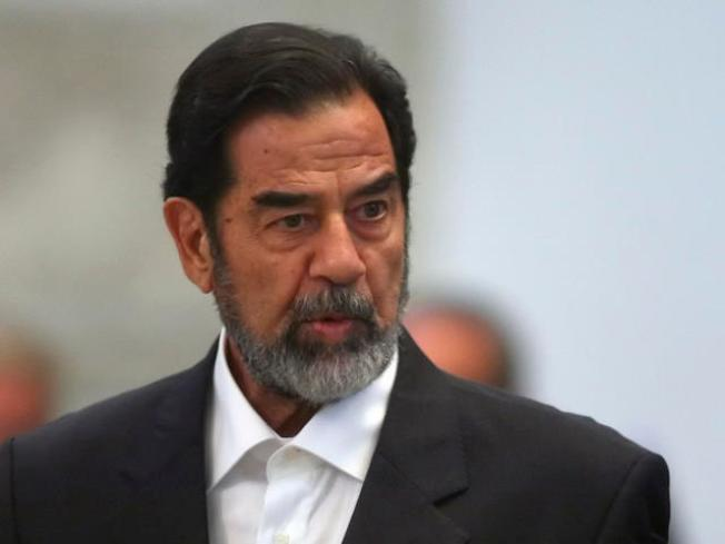 Saddam's Glock Among Artifacts in Bush Library