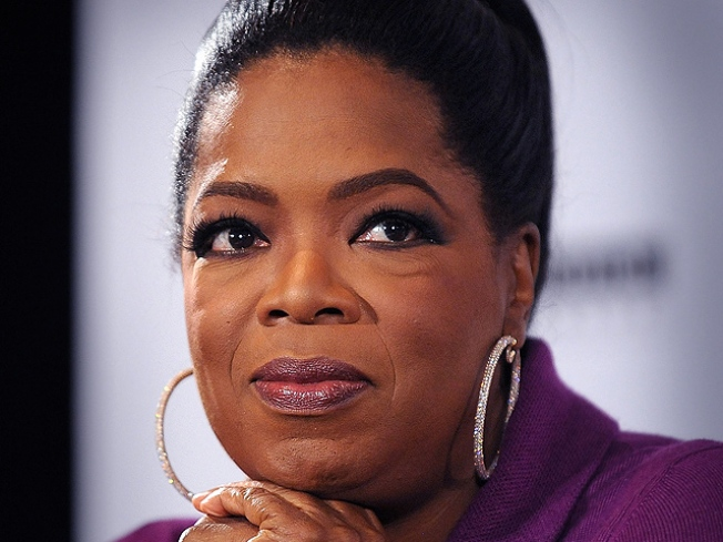Oprah: 'No Regrets' On Leaving 'The Oprah Winfrey Show'