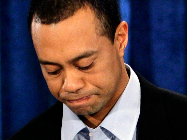 "Tiger Woods: ""I Brought This Shame on Myself"""