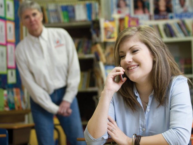 Fort Worth ISD Serious About Student Cellphones