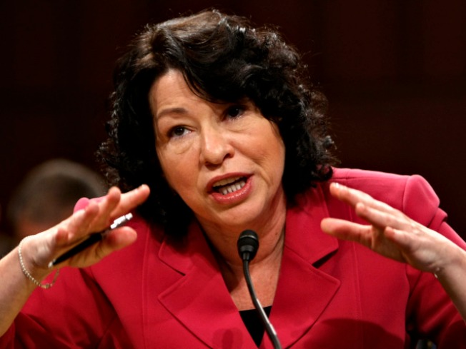 Senate Holds Court on Sotomayor