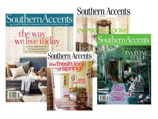 Goodbye, Southern Accents Magazine, We Hardly Read You