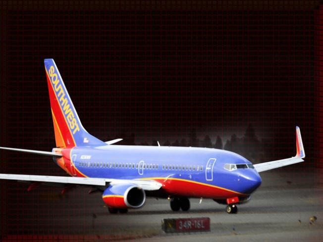 Southwest Airlines Files for Right to Fly into Canada