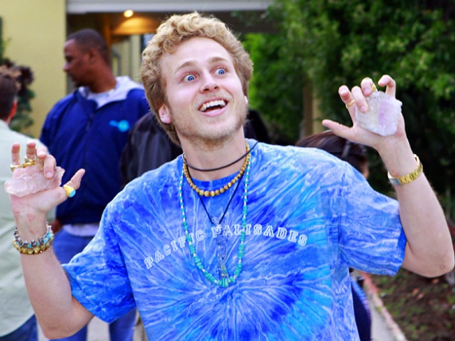 Spencer Pratt Busted for Firearm After Jungle Retreat