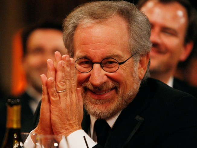 Whoopi, Clinton to Honor Spielberg