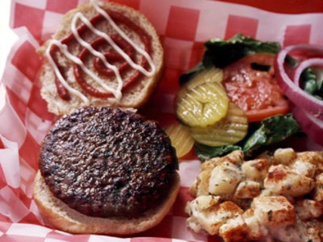 The Very Best Veggie Burgers