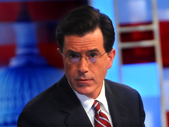 """Colbert Report"" to Honor Returning U.S. Troops"
