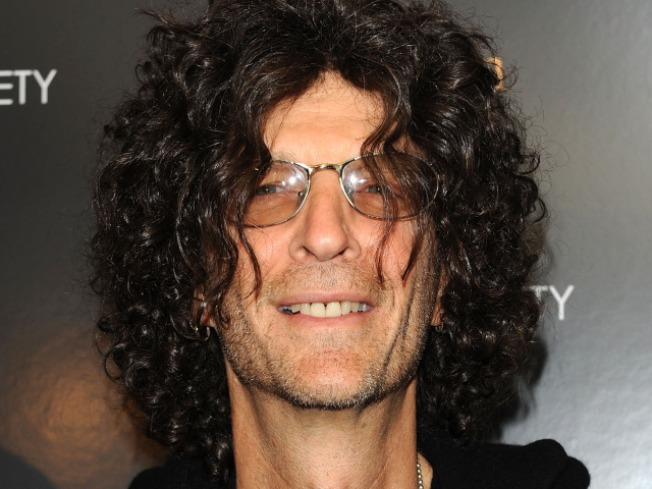 "Howard Stern to Judge ""Tiger's Ladies"""