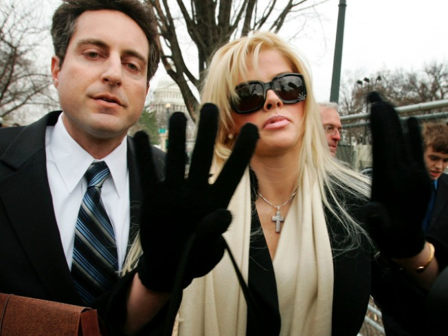 Judge OKs Lawsuit Against Rita Cosby Over Anna Nicole Smith Book Claims