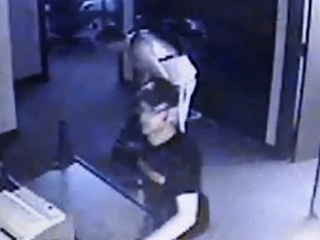 Man Arrested in Dallas Computer Burglaries
