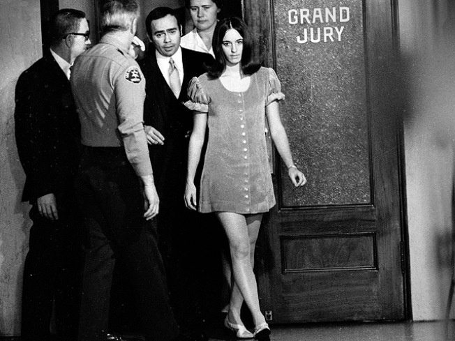Dying Manson Girl Up For Parole